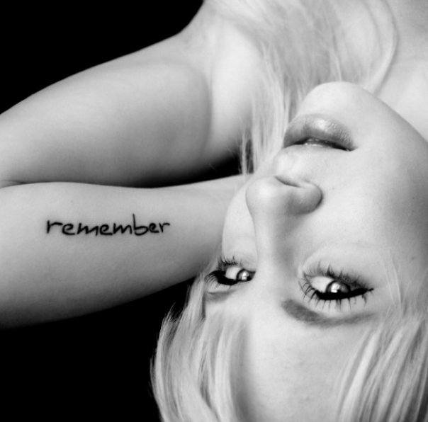 enkle tatoveringer
