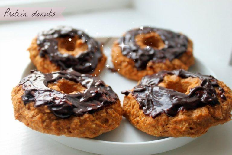 Opskrift: Sød kartoffel donuts 9