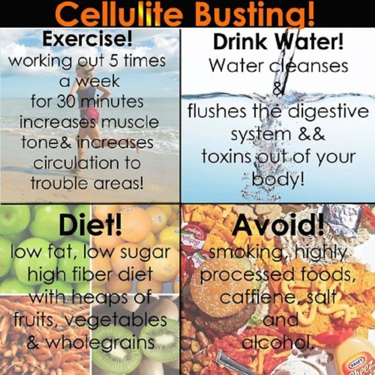 Undgå og bekæmp cellulite! 1