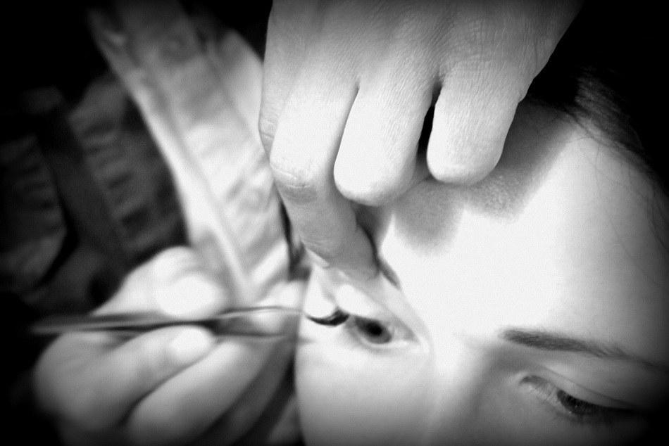 eyelash extensions Aarhus