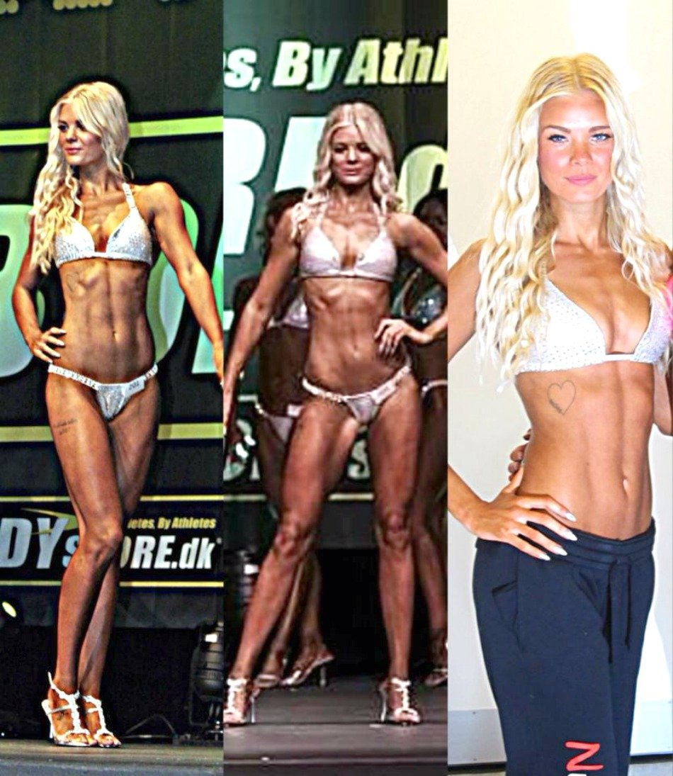 4b54dcf01 Interview med Tine Grønnemark // Bikiniatlet i bikinifitness