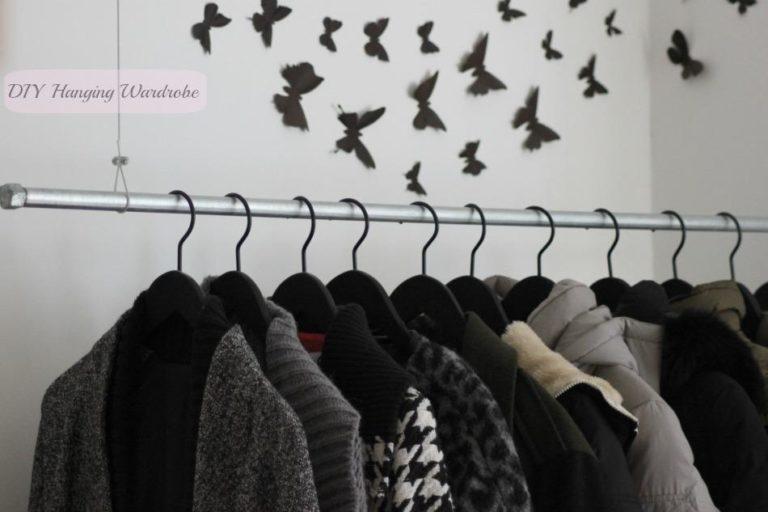 Gør det selv: En hængende garderobe til 200 kr 11