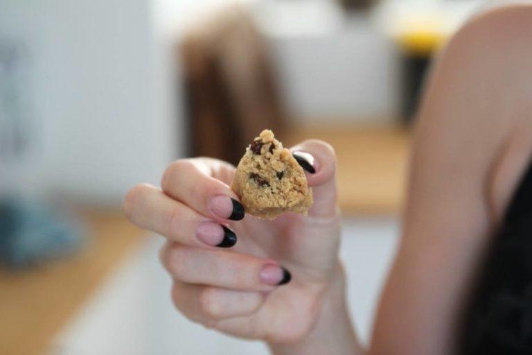 Sund Cookie Dough: Opskrift på den lækreste sunde Cookie Dough 5