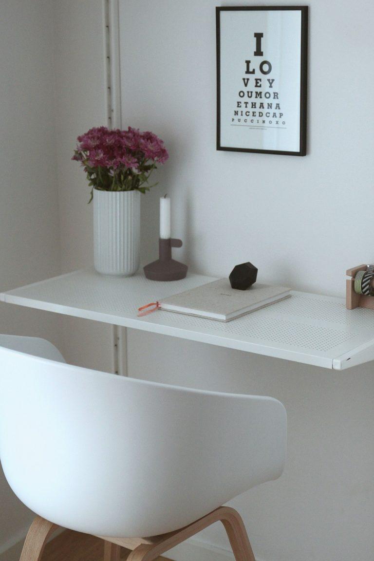 DIY Skrivebord til kun 300 kr (få guiden HER) 10