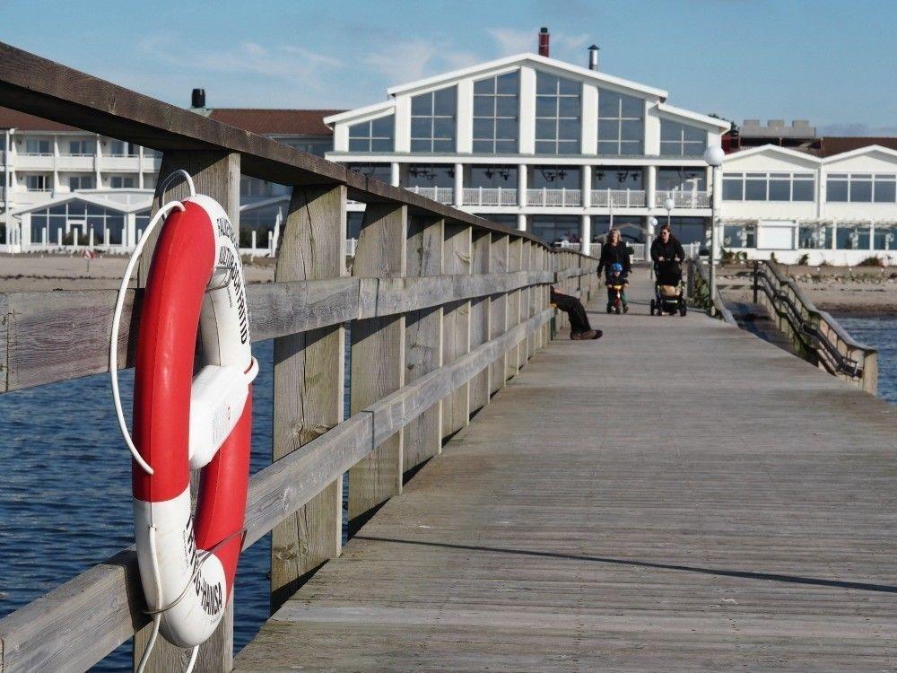 Falkenberg Strandbad anmeldelse