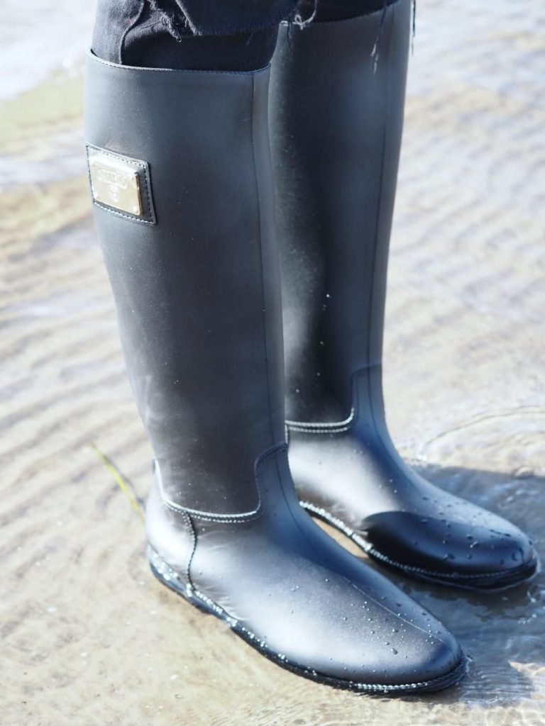 Nibu gummistøvler