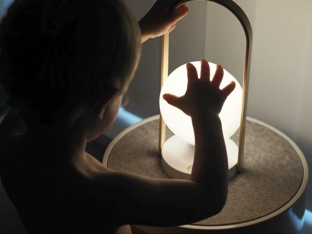 FollowMe lampe