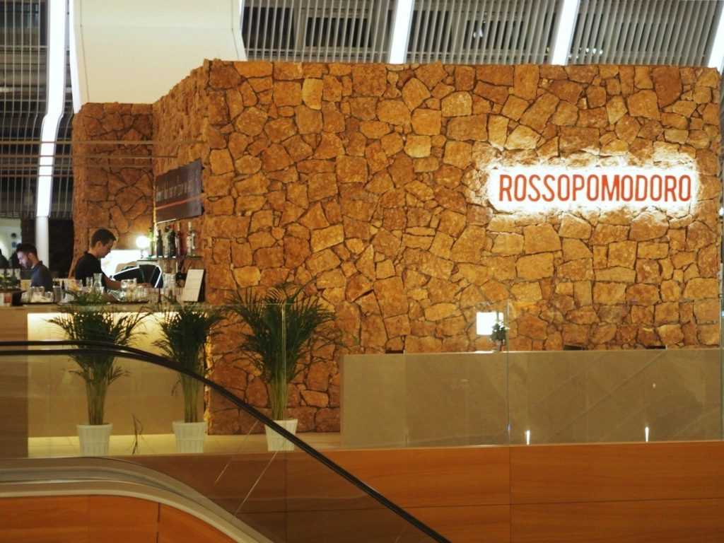 Restaurantanbefaling: Rossopomodoro 1