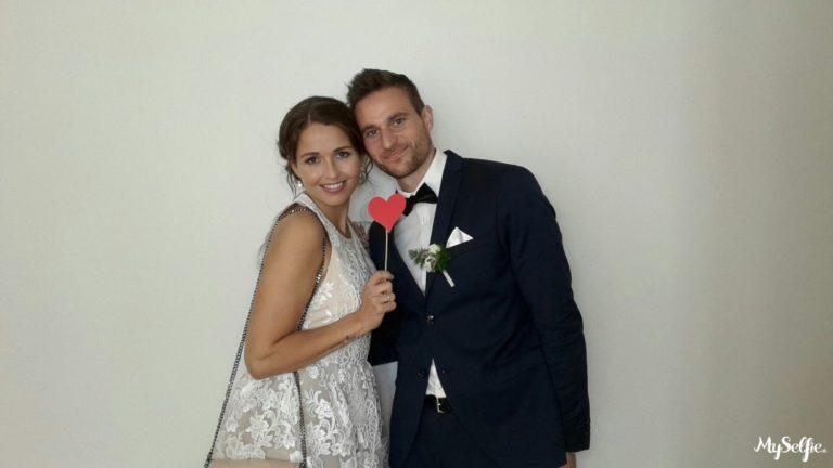 Vi lejede en Myselfie til vores bryllup: Få min anmeldelse HER 22