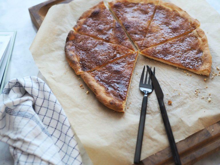 """Brunsviger: Her får du den bedste opskrift på brunsviger """"pizza"""" 4"""