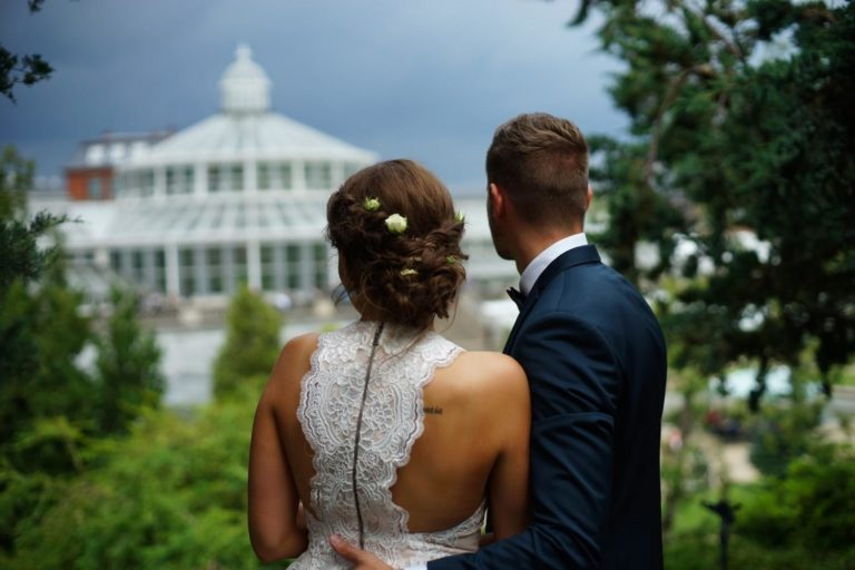 Vores bryllupsvideo 1