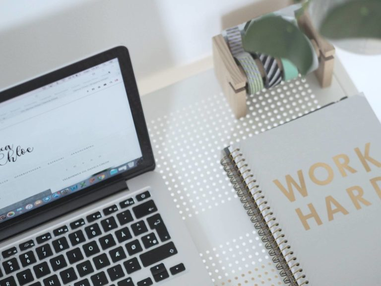 Første dag som professionel fuldtidsblogger 13