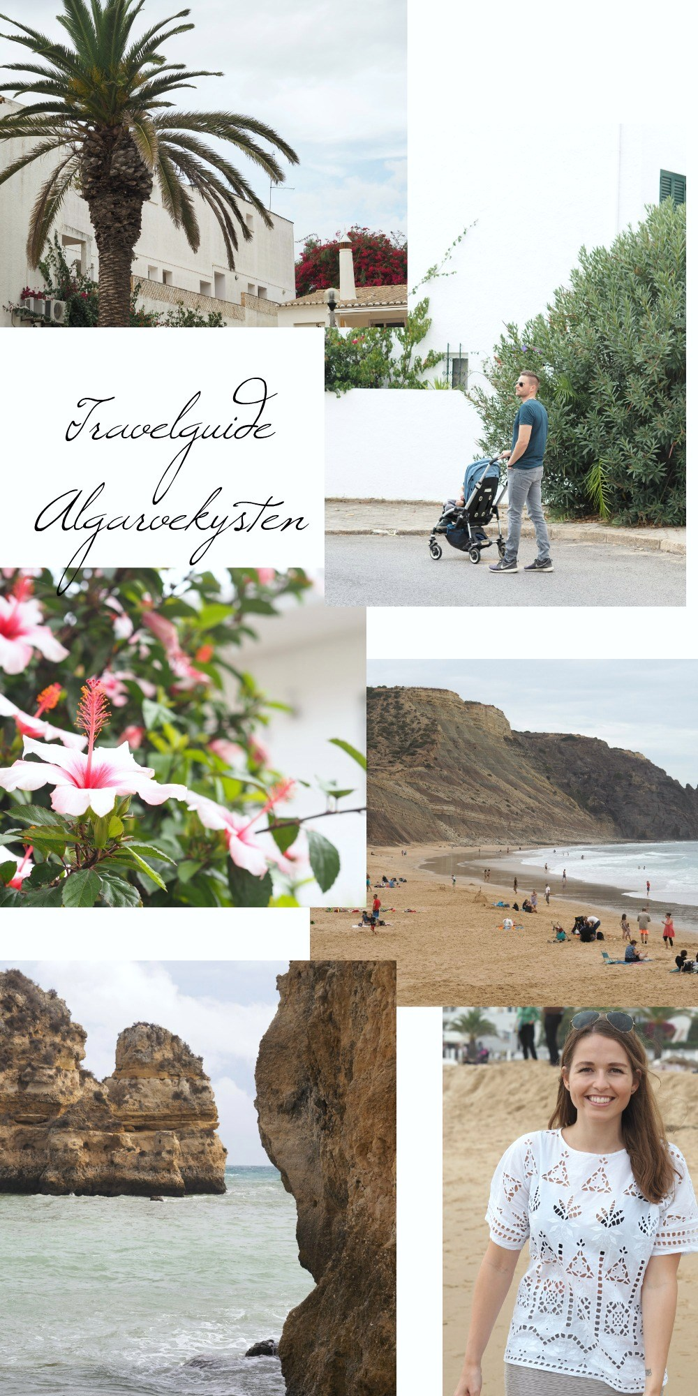 Algarvekysten guide