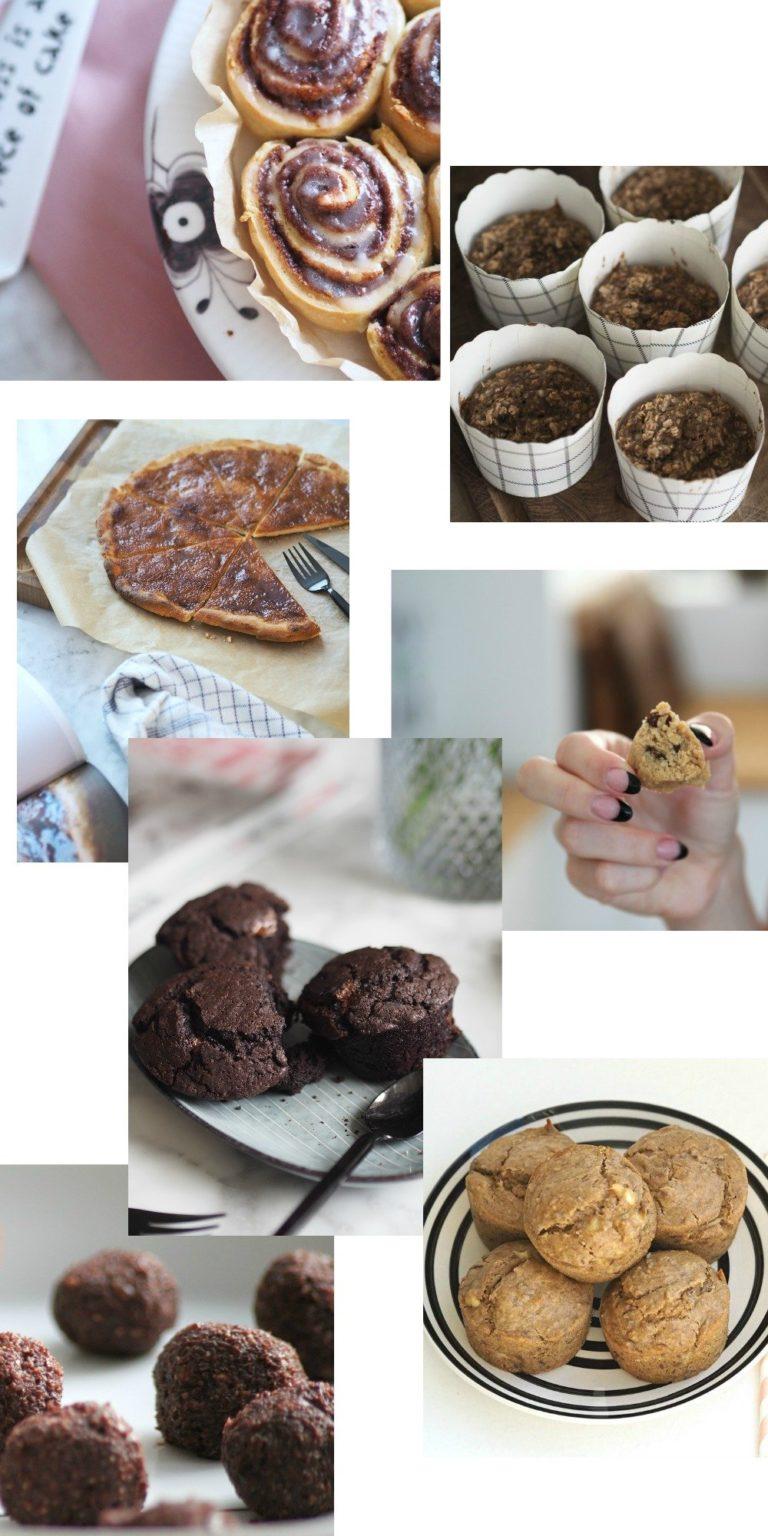 Opskrift sunde kager