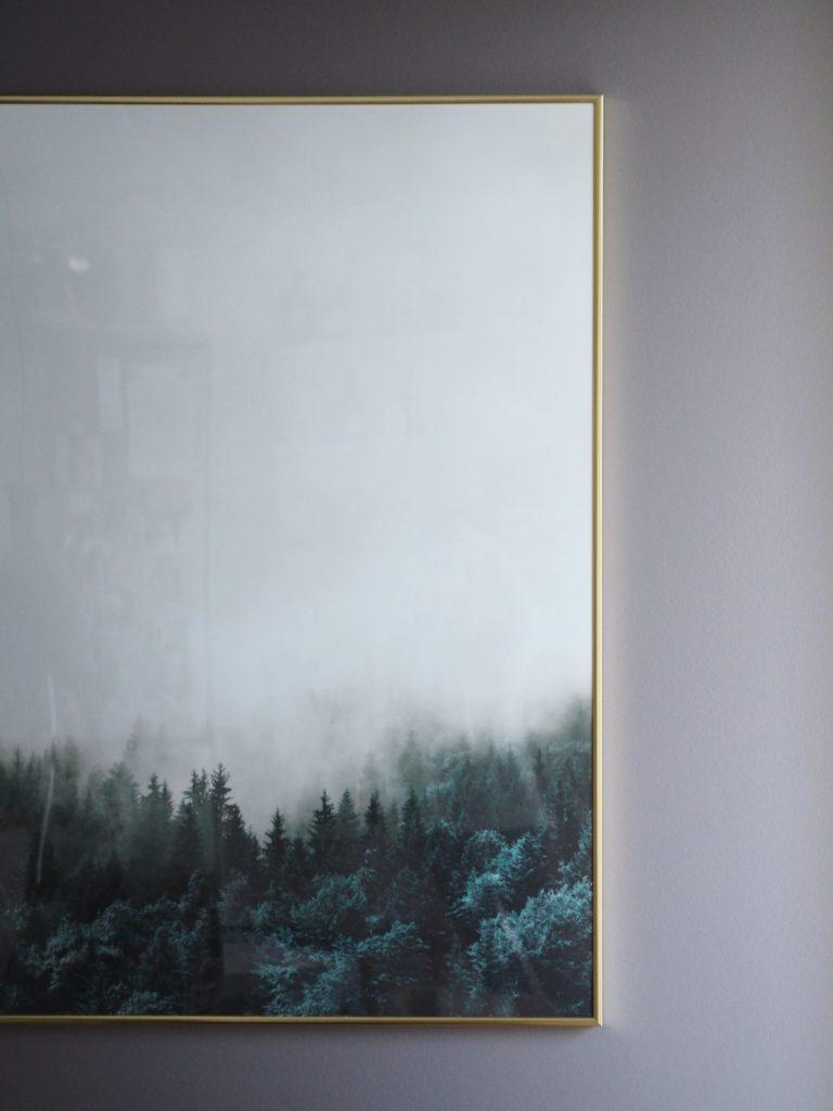 Indretning af stue: Nye plakater og en make-over af vores hjem 9