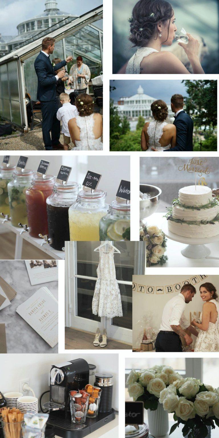 Hvad koster et bryllup? Sådan fik vi vores drømmebryllup til en god pris 9