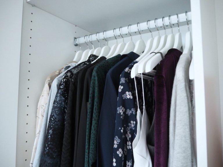 I min garderobe finder man... 9