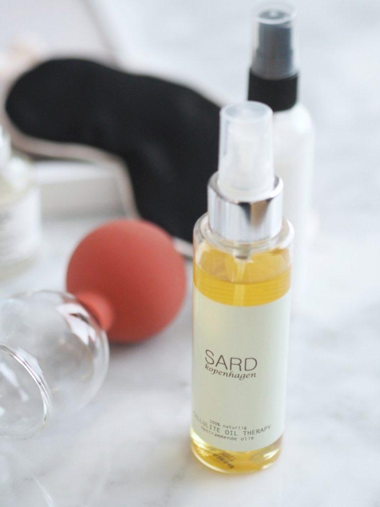 Skønhedstips og cellulite oil therapy fra SARD Kopenhagen