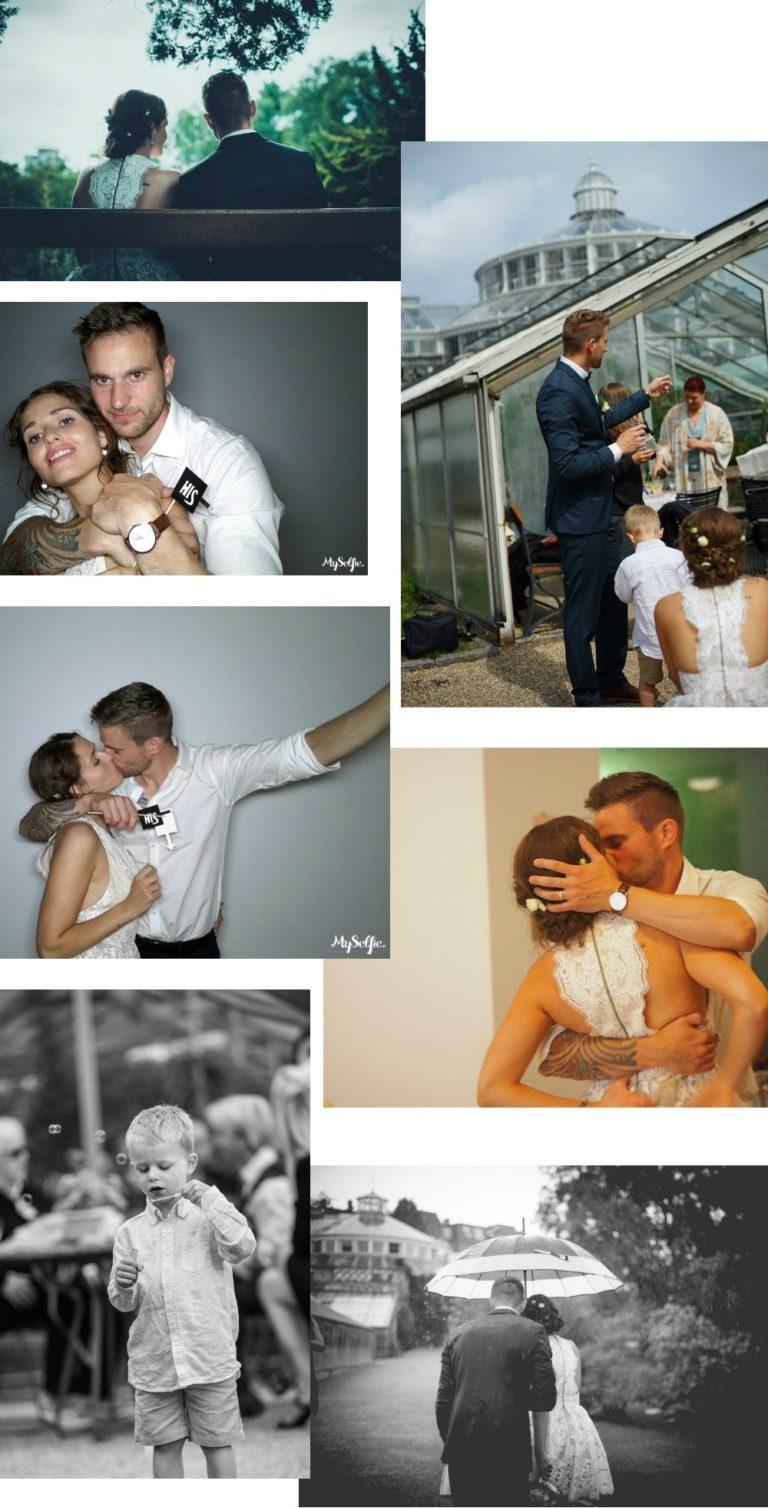 8 højdepunkter fra vores bryllup 8