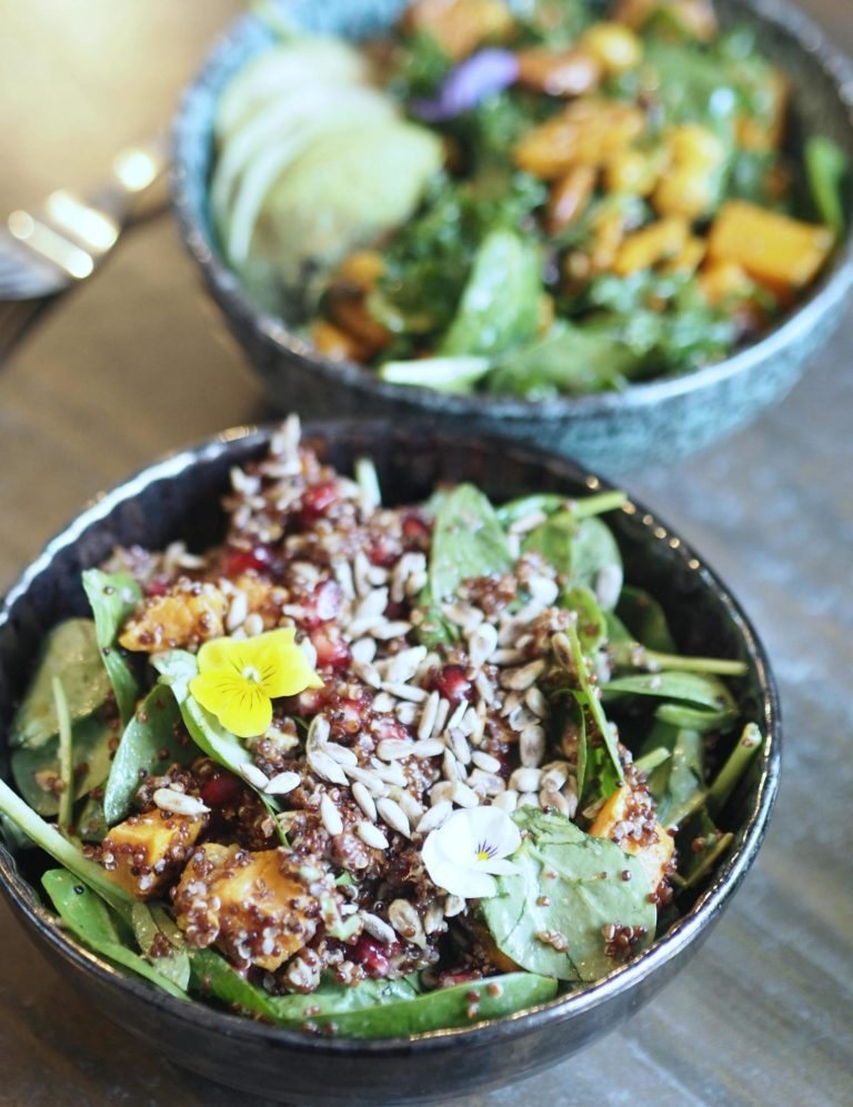 Spis plantebaseret i København - Café Feel Good 21
