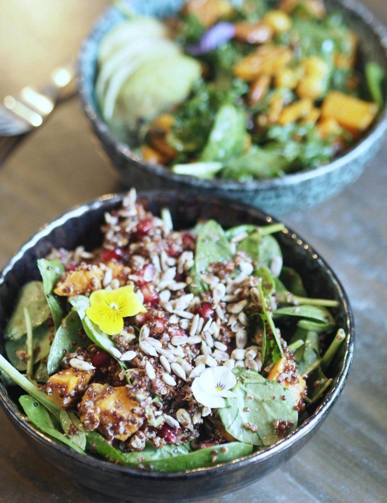 Spis plantebaseret i København - Café Feel Good 1