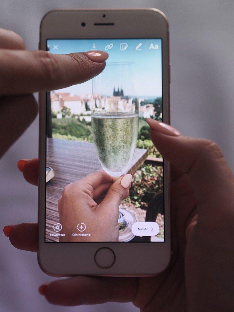 Instagram Swipe: Sådan tilføjer du et link til din Instagram Story 7