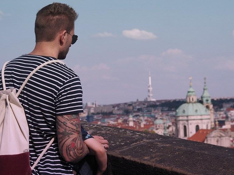 Postkort og ferietanker fra Prag 1