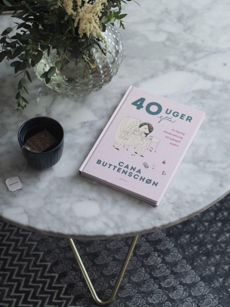 40 uger efter Anmeldelse: Cana Buttenschøn bogen, du SKAL læse 4