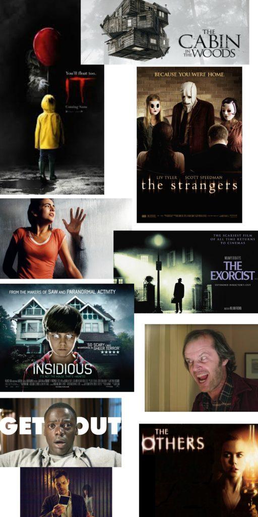 10 vildt uhyggelige film 1