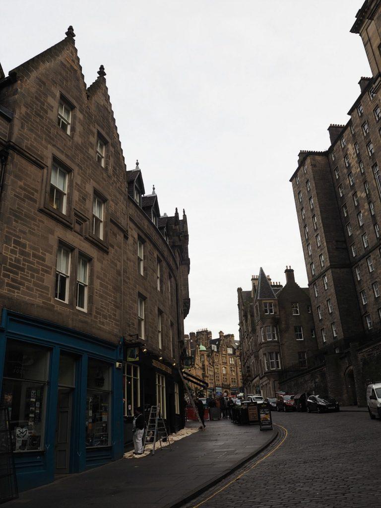Jeg er rejst til Skotland.. Helt alene.. 5