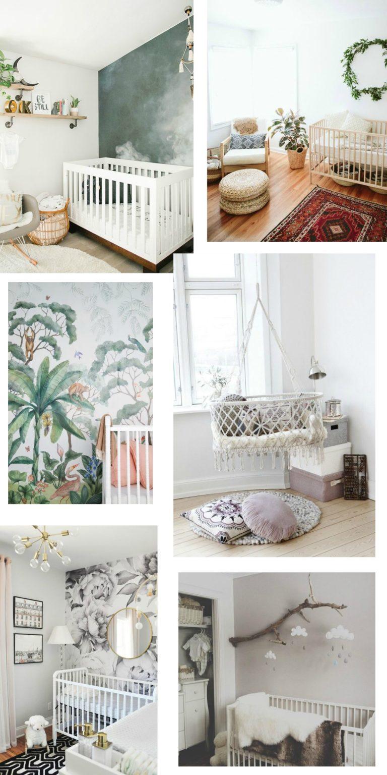 Sådan vil vi indrette babyværelset 11