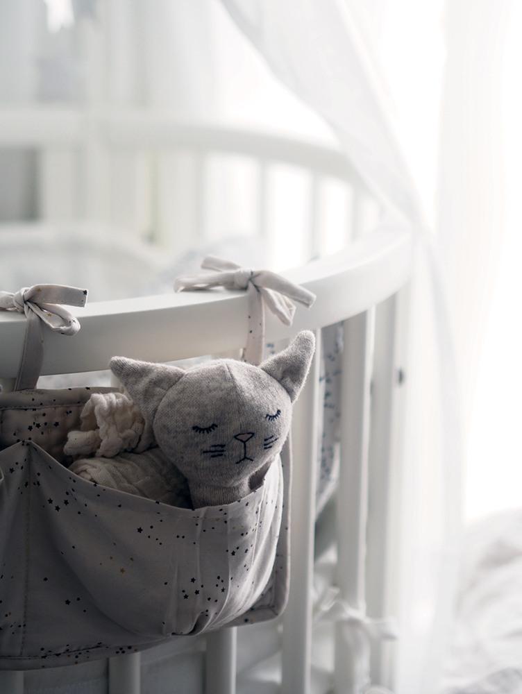 huskeliste til baby