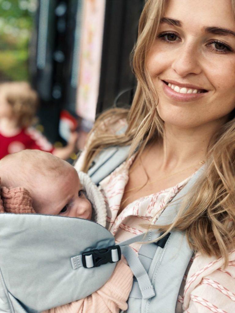 Første overnatning ude med en baby 9