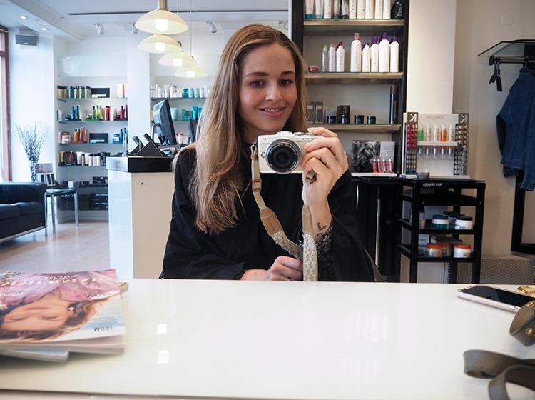 Onsdagsforvandling: Mit nye blonde hår 4