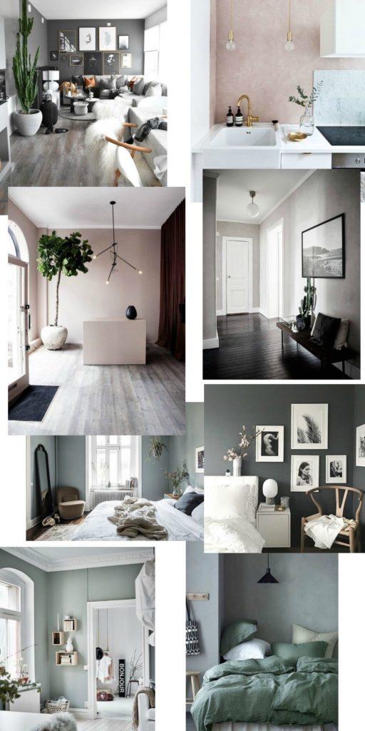 Makeover af vores hjem: Vi skal male væggene (igen) 1