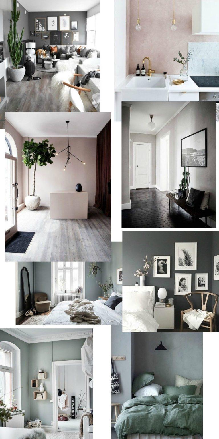 Makeover af vores hjem: Vi skal male væggene (igen) 7