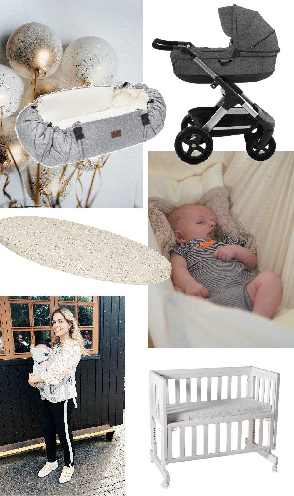 Babyudstyr liste: Hvad vi IKKE kunne undvære