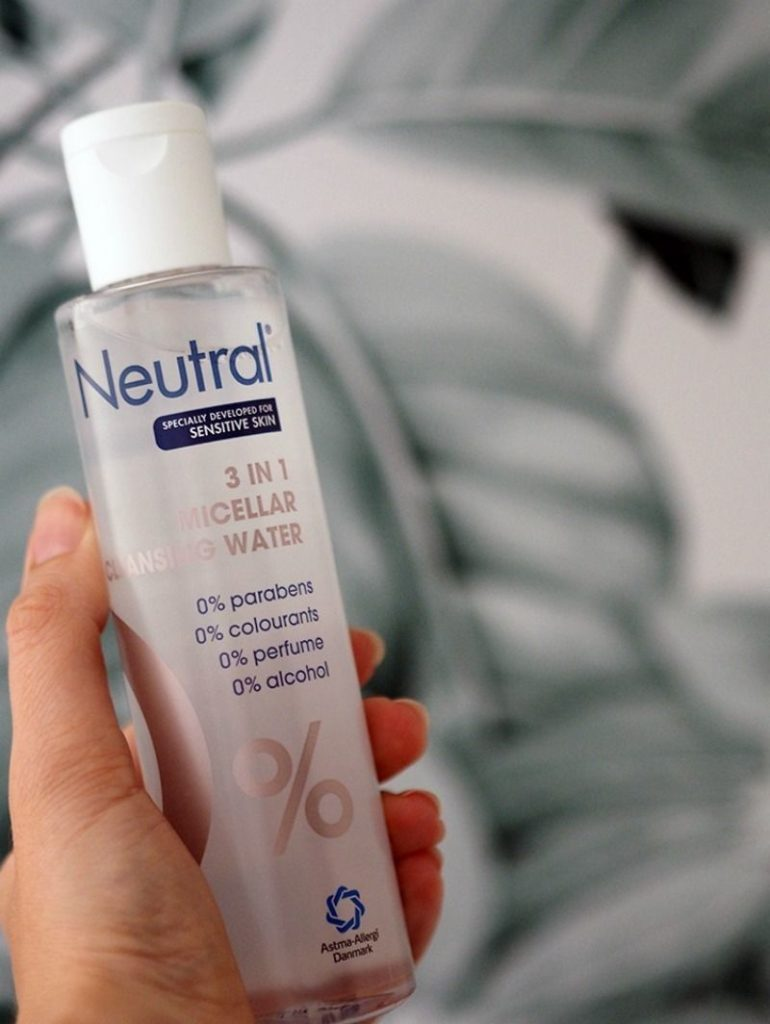 Neutral Micellar Water
