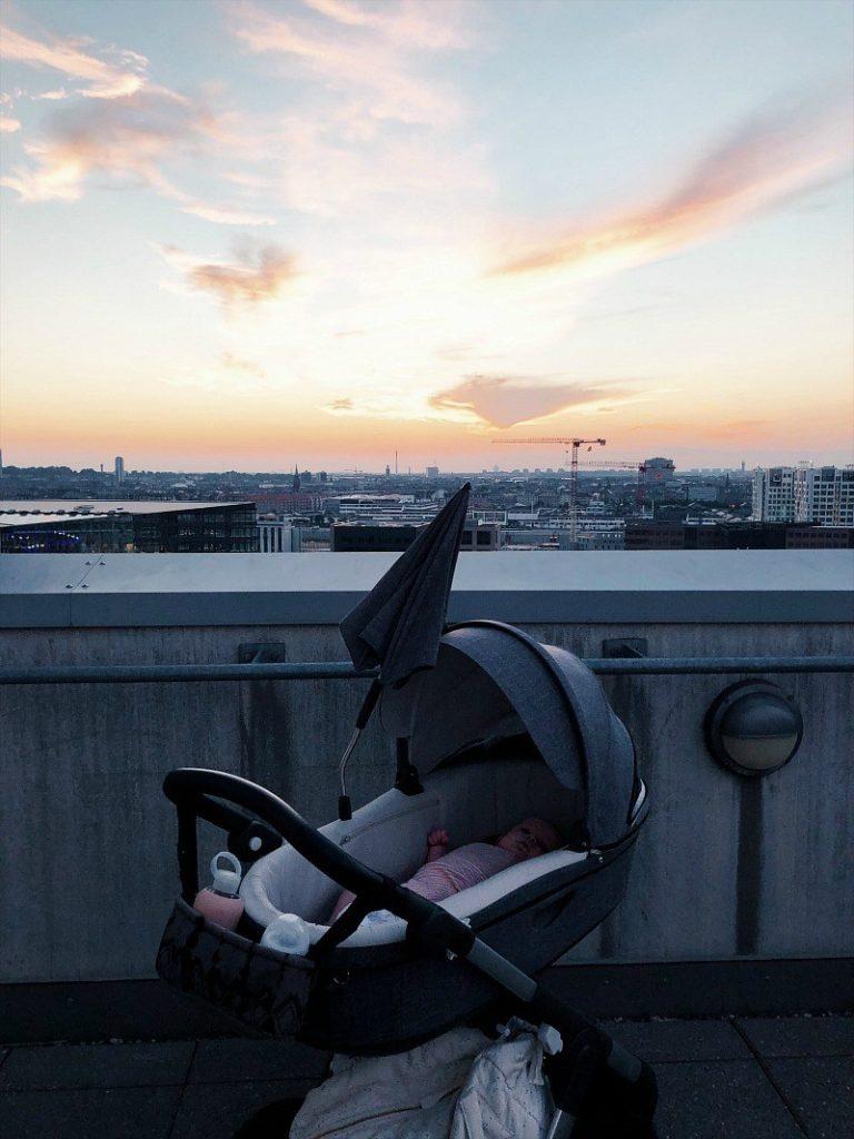 Set i bakspejlet.. Sommervarme og en baby i udvikling 13