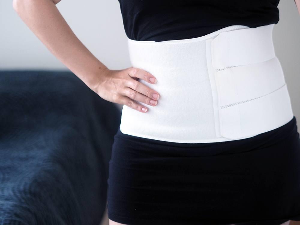 mavemuskler efter graviditet