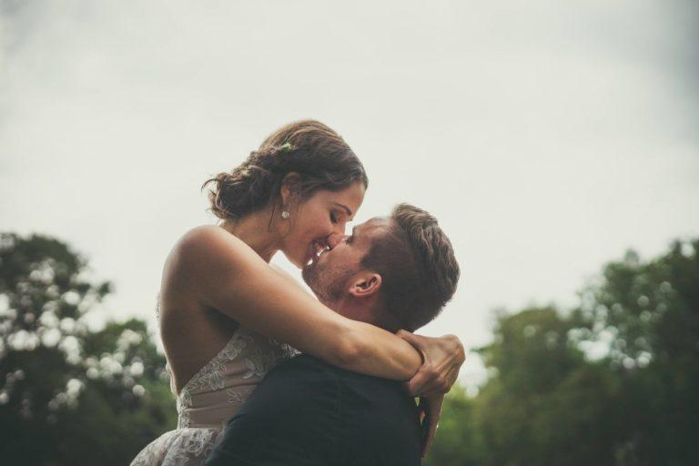 Før og efter brylluppet 1