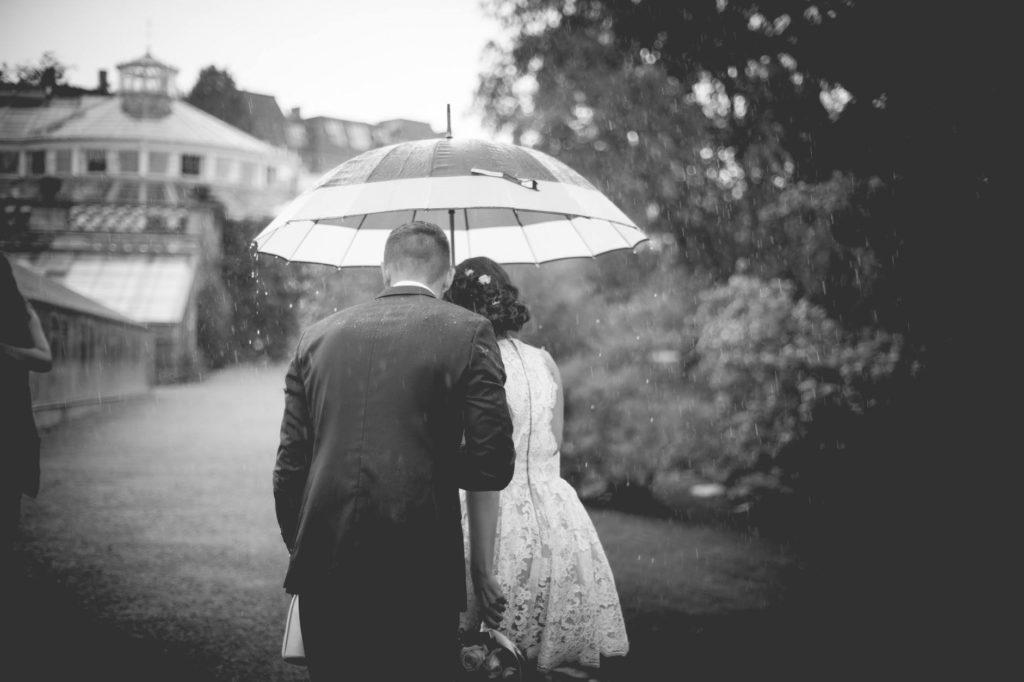 Før og efter brylluppet 19