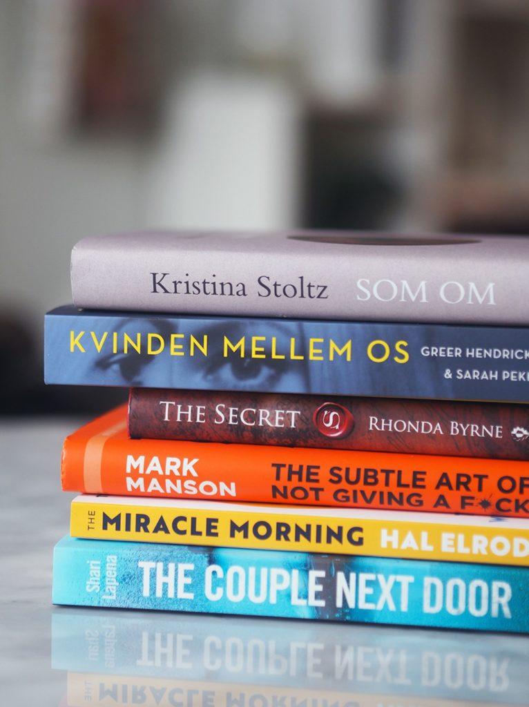 Årets bedste bøger: Jeg har spurgt og I har anbefalet.. 1