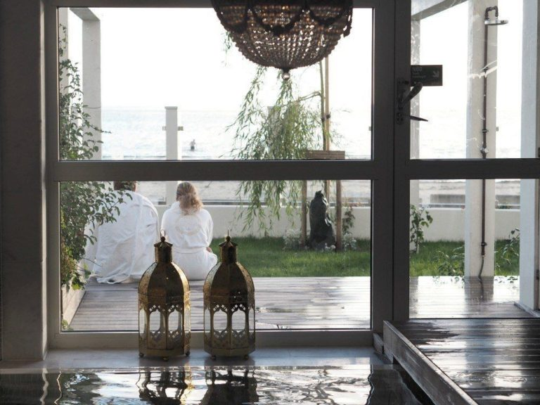Falkenberg Strandbad: Spaophold i det svenske + Min anmeldelse 27