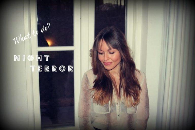 Night terror som voksen - Min natteangst og mareridt 17
