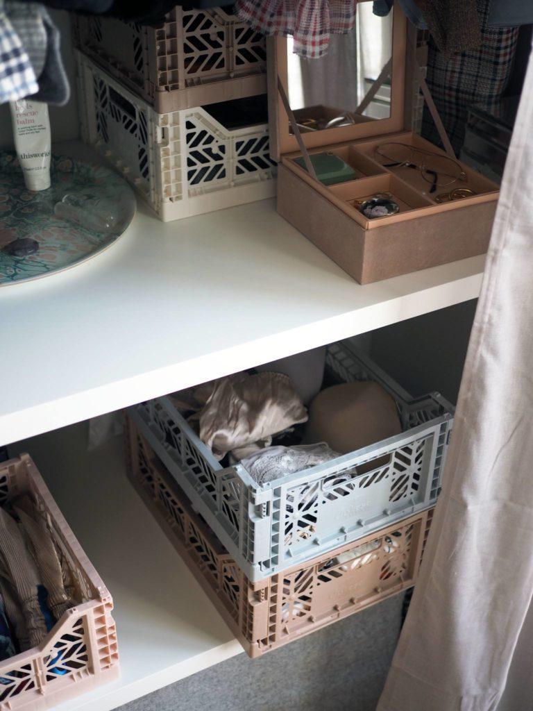 DIY garderobeløsning
