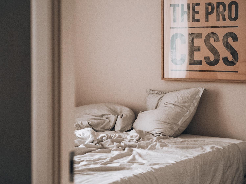 Ny seng