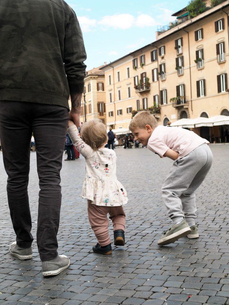 Fem dage i Rom
