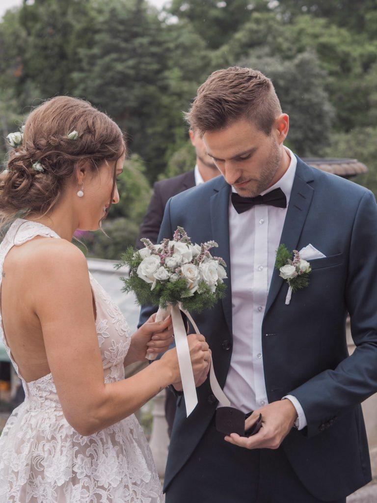 Tre års bryllupsdag