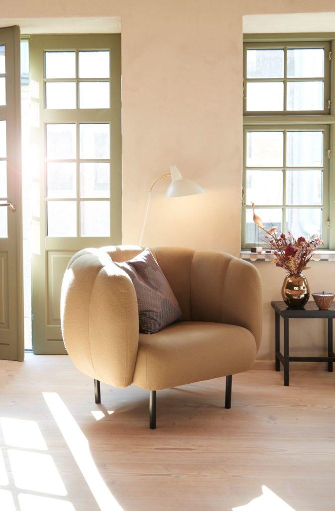 Warm Nordic stol